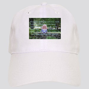 Adult Humor Nursery Rhyme Cap