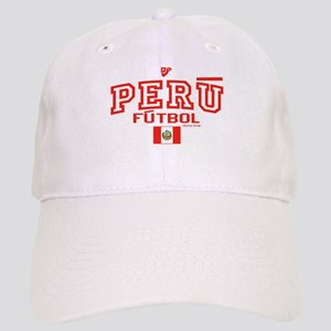 717068ce732 Peru Soccer Hats - CafePress