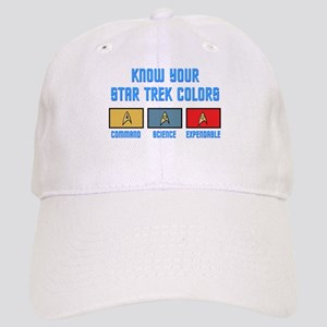 eb9144b482d96 Star Trek TV Show Hats - CafePress