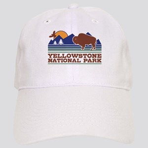Wyoming Bison Hats - CafePress