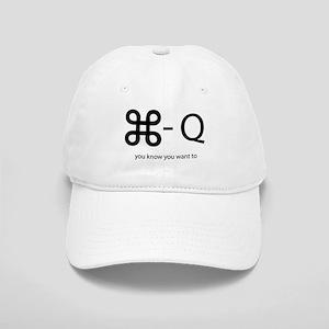 b7b001d44 Apple Logo Hats - CafePress