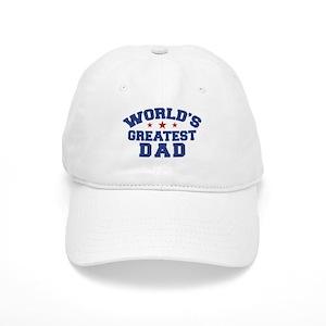 ef58ce109 World's Greatest Dad Cap