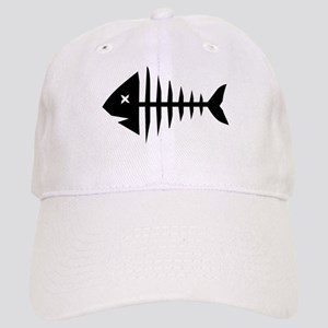 73ee5d18 Fishbone Hats - CafePress
