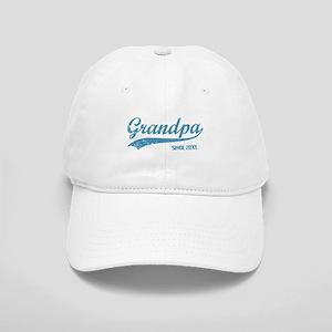 b829ff6399692 Personalize Grandpa Since Cap