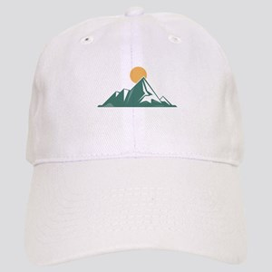 Sunrise Mountain Baseball Cap