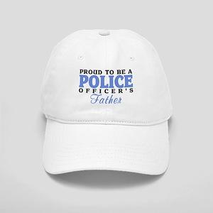 92c5f36e99823 Cop Dad Hats - CafePress