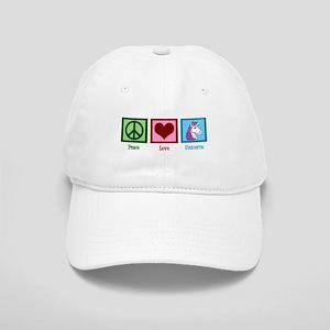 07166a9797899 I Love Unicorns Hats - CafePress