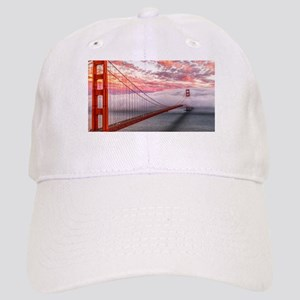 best service 6e4fd c809d Golden Gate Bridge Baseball Cap