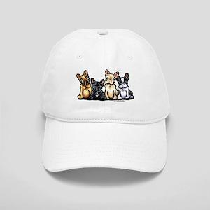 d22df1c2e French Bulldog Dad Hats - CafePress