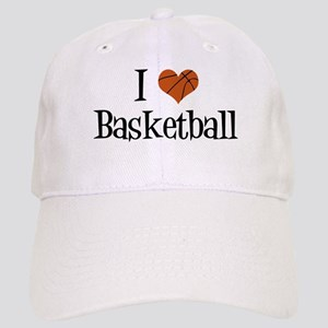 I Heart Basketball Cap