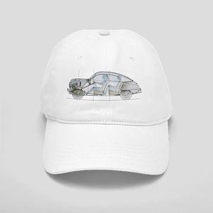 0968b92fcb9fb Vintage Saab Hats - CafePress