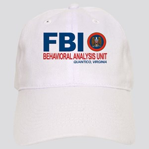 Criminal Minds FBI BAU Cap