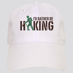 a18bb404d2f07 Id Rather Camping Hats - CafePress