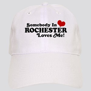 Somebody In Rochester Loves Me Cap