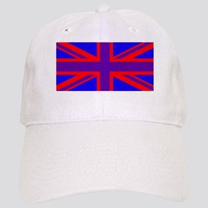 United Kingdom flag e6 Baseball Cap