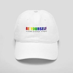 cb279c42bee43 Be Yourself (Rainbow) Cap