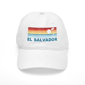 8348e4ca El Salvador Hats - CafePress