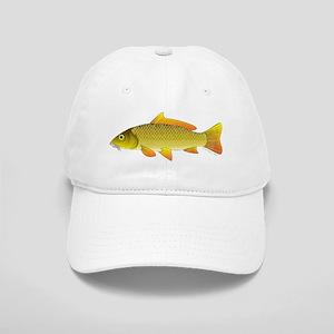 9c919cbd788be Common carp c Baseball Cap