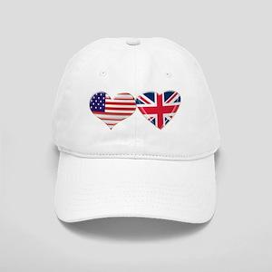 05df41bc90638 Union Jack Flag Hats - CafePress