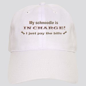 Schnoodle in Charge Cap