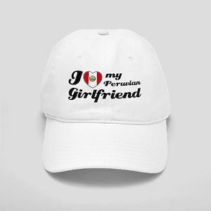 11a4fd4724c I love my peruvian Girlfriend Cap