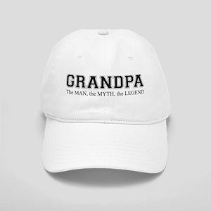 71acb8c9df891 Grandpa The Man Myth Legend Cap