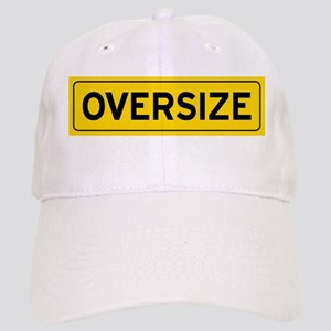 ce917f1b Oversize Load Sign Baseball Cap
