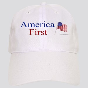 America First Baseball Cap