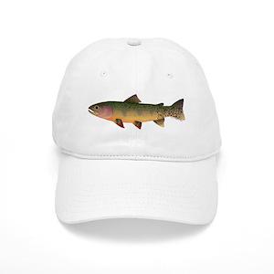 34a6e7924e1f2 Trout Fishing Hats - CafePress