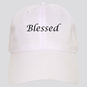 Blessed Calligraphy Style Cap
