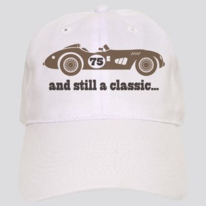 75th Birthday Classic Car Cap
