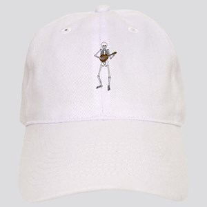 Skeleton Mandolin Cap