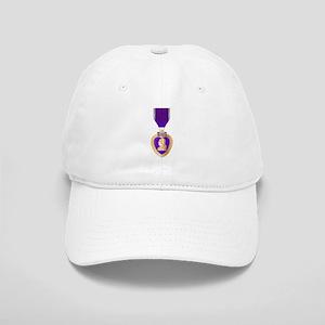 Purple Heart Medal Cap
