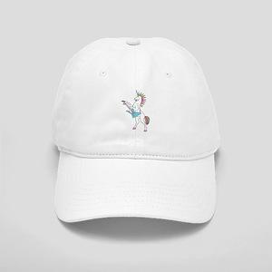 Punk Rock Unicorn Cap