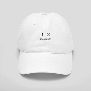 I destory Zombies Cap