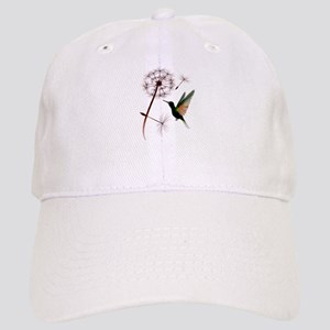 Dandelion and Little Green Hu Cap