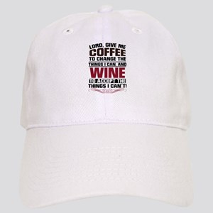Coffee and Wine Cap