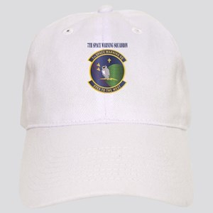 7th Space Warning Squadron with text Cap