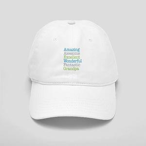 Grandpa - Amazing Fantastic Cap