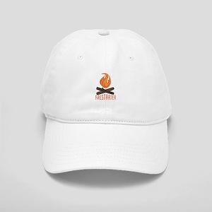 Firestarter Campfire Baseball Cap