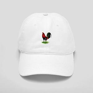 Dark Red Gamecock Baseball Cap