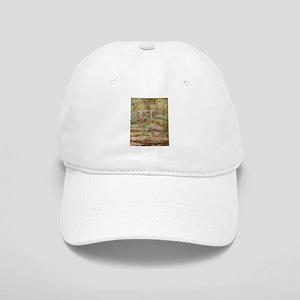 Monet's Japanese Bridge and Water Lily Pon Cap