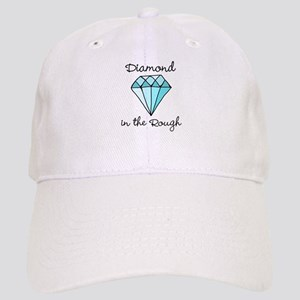 'Diamond in the Rough' Cap