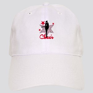 Red Cheerleader Baseball Cap