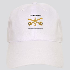 DUI - 2nd Squadron - 3rd ACR with text Cap