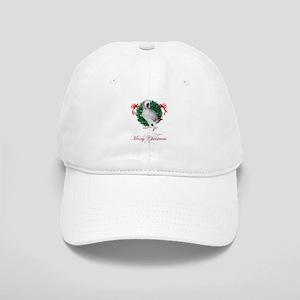 african grey christmas Cap
