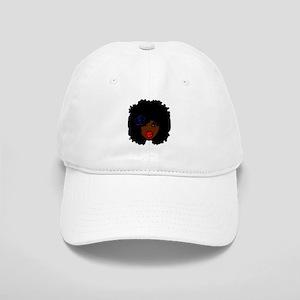 BrownSkin Curly Afro Natural Hair???? PinkLips Cap