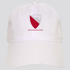 DUI - 15th Engineer Battalion with text Cap