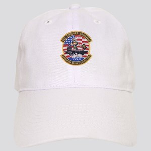 USS Roosevelt Desert Storm Cap