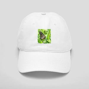 Thinking Butterfly Baseball Cap